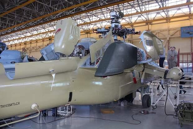 Новейший вертолет Ми-28УБ до конца года поставят в войска