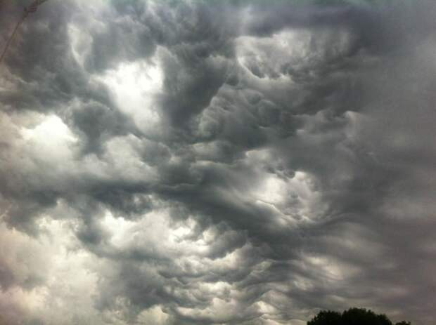 Асператус — самые страшные облака