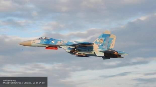 Что скрывает Украина: в Донбассе активизировалась авиация ВСУ