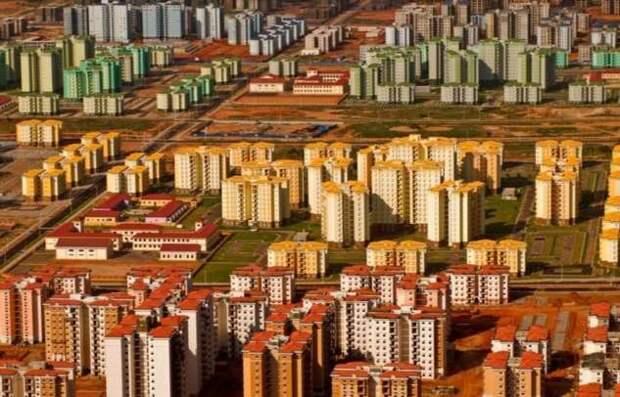 «Призраки» наоборот: 4 пустующих города, которые так и не были заселены