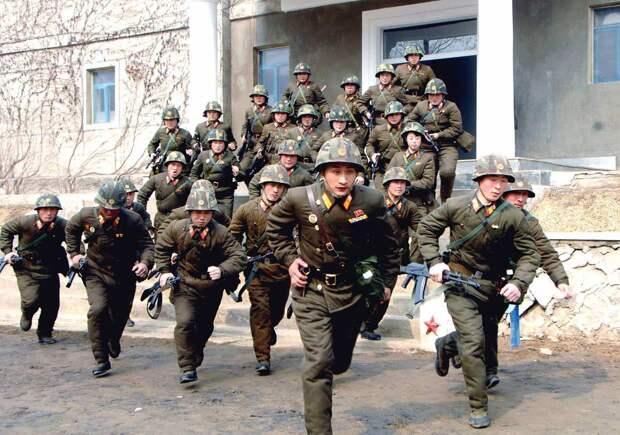 Армия КНДР – одна из наиболее засекреченных армий мира