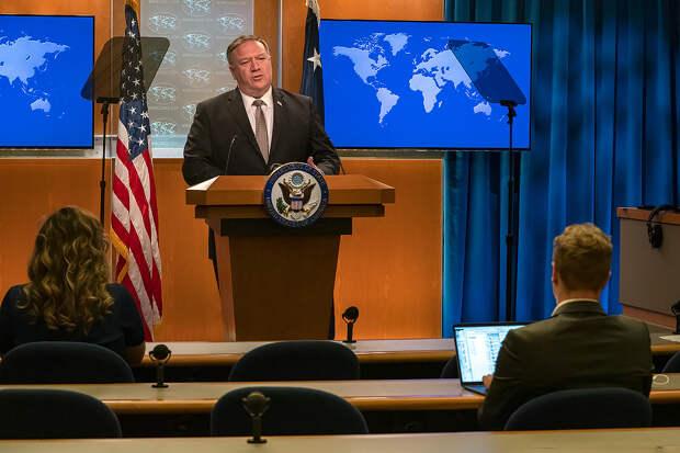 Госдеп рекомендовал расширить антироссийские санкции на участников «Северного потока — 2»