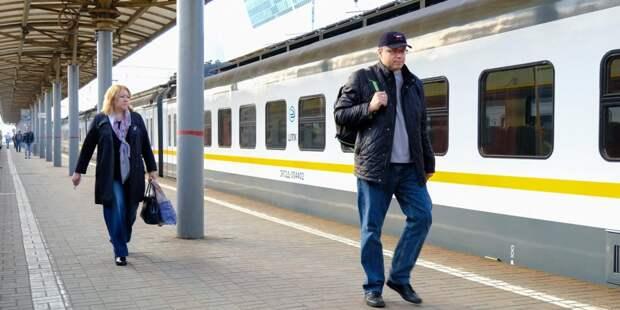 На станции «Лосиноостровская» изменится расписание электричек