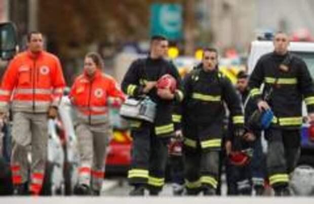 Убийство полицейских в Париже
