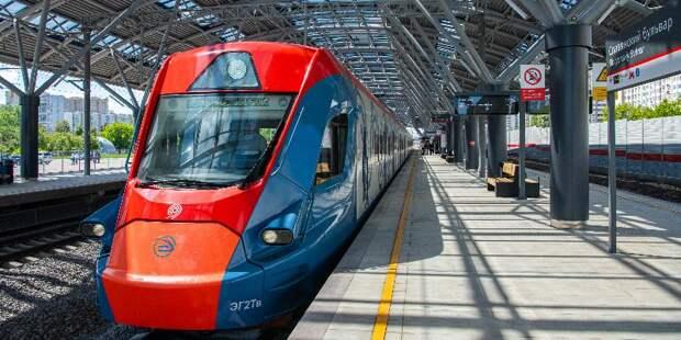 Расписание поездов Савеловского направления изменится с 19 июня по 6 июля