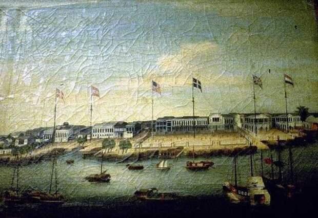 Шведская Америка и Африка: колониальная экспансия Стокгольма