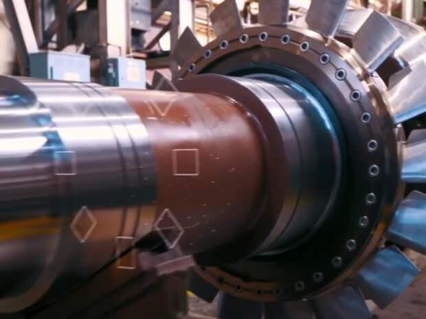 Замещение в РФ импортных деталей газовых турбин отразилось не только на немцах