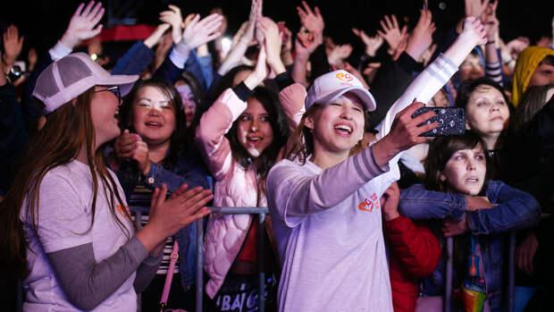 Фестиваль «Сердце Евразии» вУфе посетило более 200 тысяч зрителей