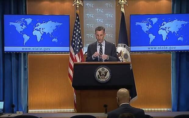 Госдеп США назвал введённые Россией контрсанкции «эскалацией» и пообещал ответ