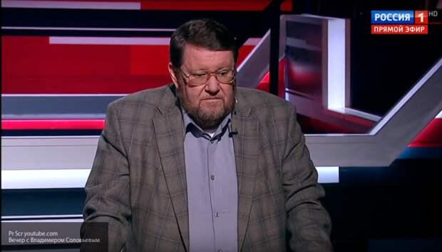 Сатановский объяснил, что заставило его уйти с  российских политических ток-шоу