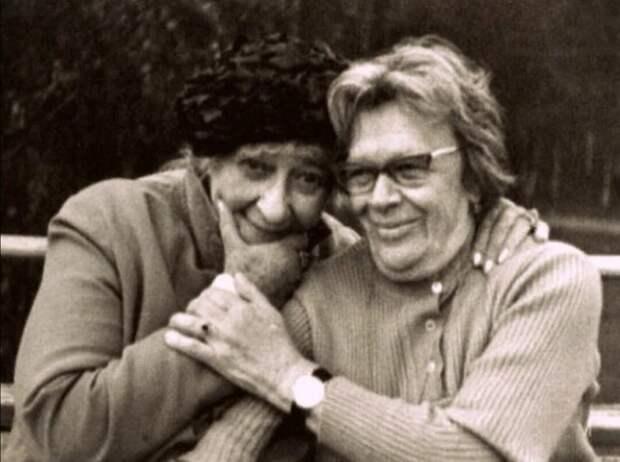 Удивительная дружба Фаины Раневской и Татьяны Пельтцер