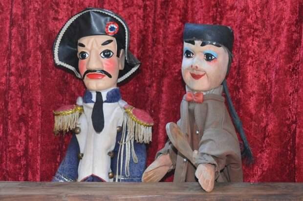 V Международный фестиваль кукол «В гостях у Мойдыся» пройдет в Сыктывкаре