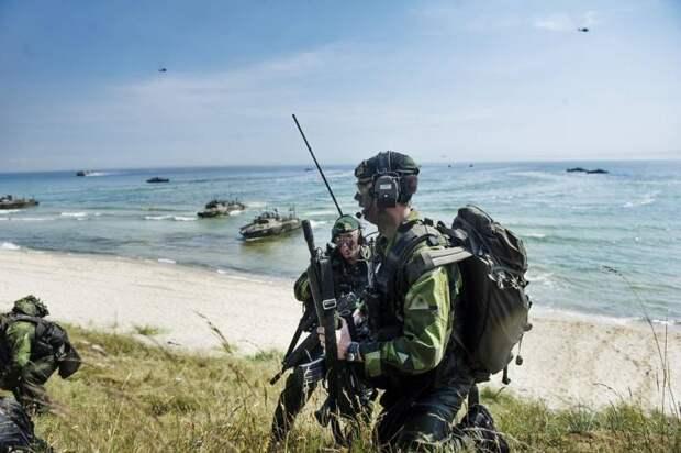 Шведские СМИ: Россия это угроза, а США – партнер