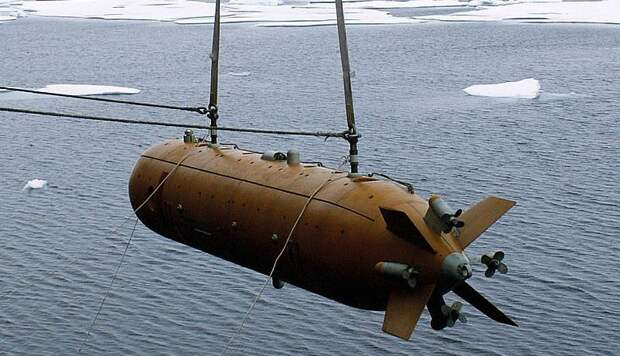 Основные отечественные разработки в области автономных необитаемых подводных аппаратов