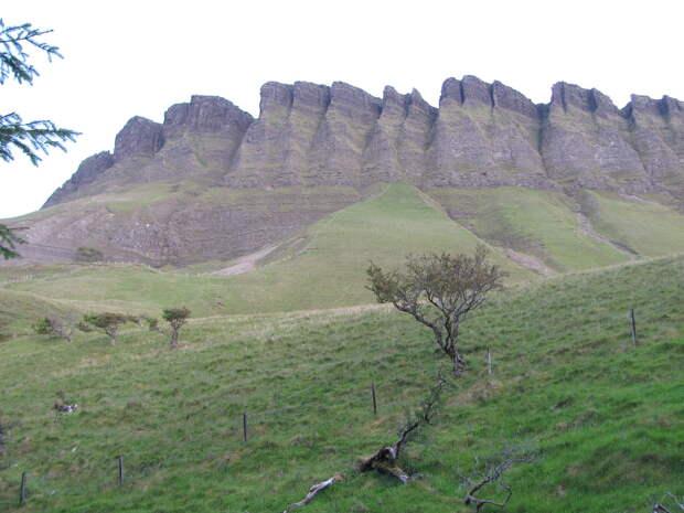 0 a1968 9350f65a XXXL 1 Бен Балбен — удивительно живописная гора в графстве Слайго