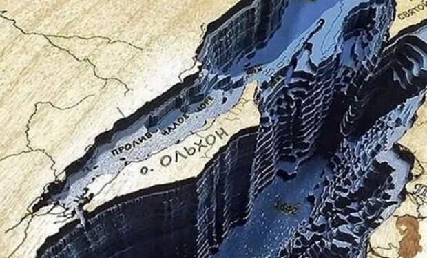 Озеро Байкал – древний затопленный карьер: теория ученых