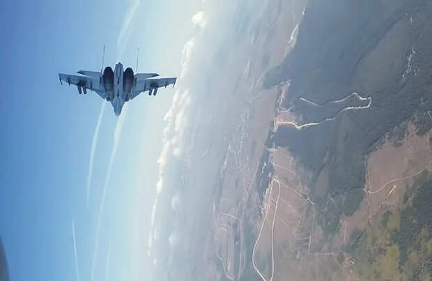 После встречи над Балтикой F-35A с истребителем Су-30СМ, итальянский пилот был отстранен от полетов штатным психологом