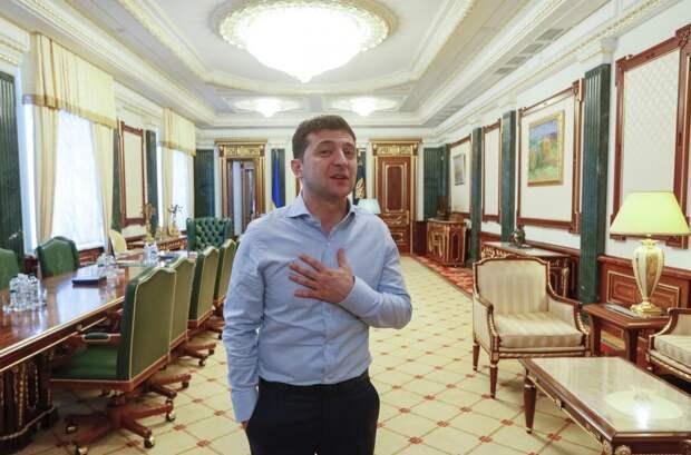 В Польше напророчили судьбу Зеленского после прихода Байдена