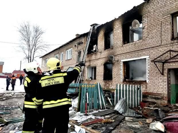 Суд в Удмуртии отправил за решетку виновника пожара в жилом доме в Игре, унесшего жизни трех человек