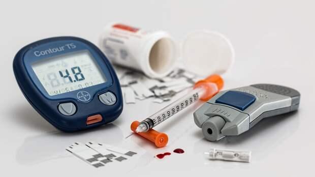 Диетолог перечислил основные факторы развития сахарного диабета