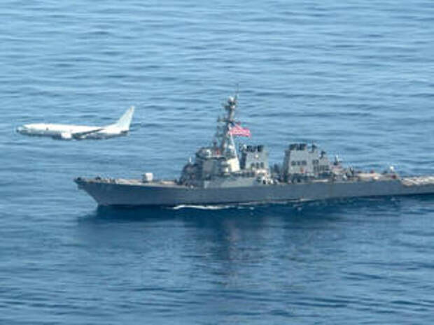 США могут отправить военные корабли в Черное море