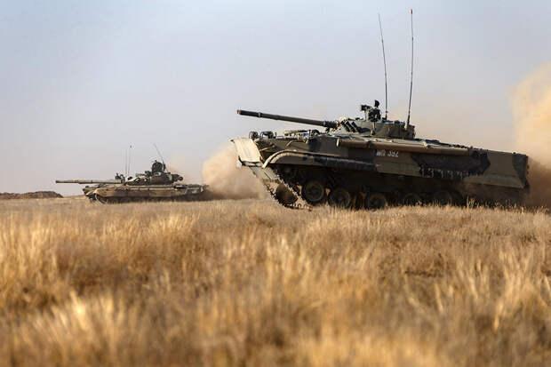 Как военные РФ используют на учениях полученный в Сирии опыт