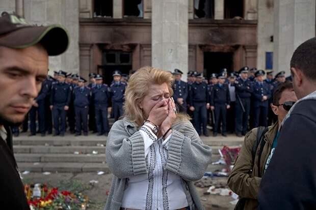 Расследование одесской трагедии 2 мая в ООН назвали выборочным и предвзятым