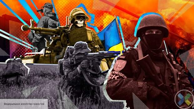 Какова вероятность введения военного положения на Украине