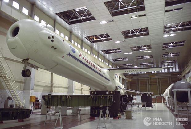 Игорь Радугин: ничего нового в конструкции многоразовой ракеты нет