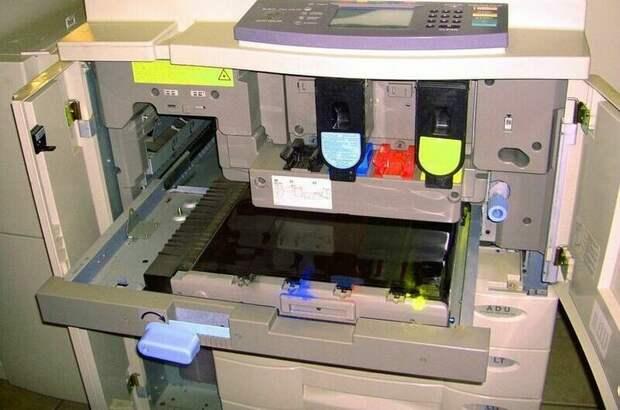 Когда сделали первую ксерокопию