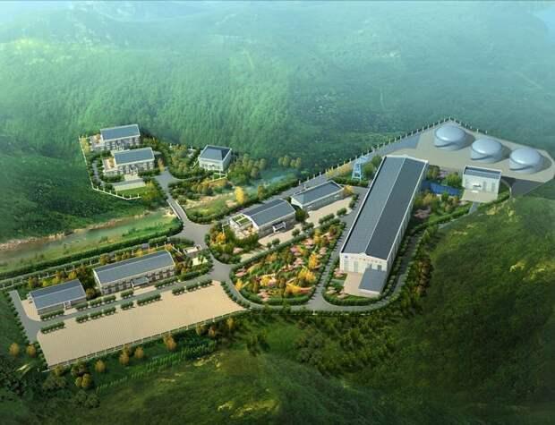 Важный научно-исследовательский объект Китая. /Фото: china.org.cn