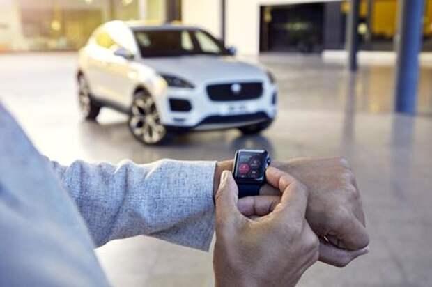 Новый Jaguar E‑Pace - следом за старшим братом
