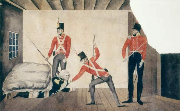 История мятежного «Баунти»