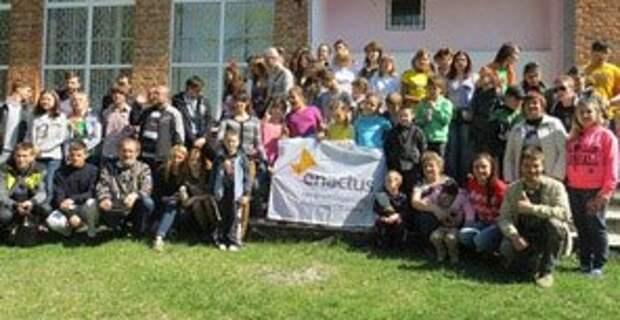 Харьковские студенты взялись за возрождение заповедника в Верхнем Салтове