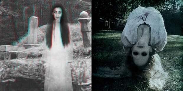 Белая женщина — призрак, живущий во всех уголках мира