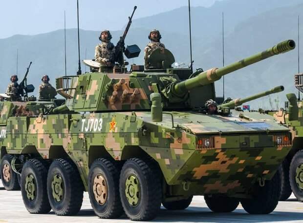 Семейство бронетехники «Тип 08» (Китай)