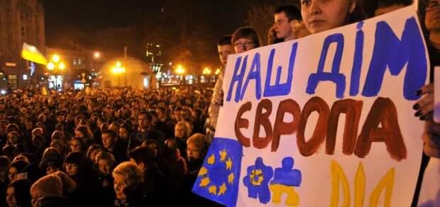 Для того, чтобы появилась русская Украина, нужна жестокая гражданская война, которая закончится полной победой одних над другими