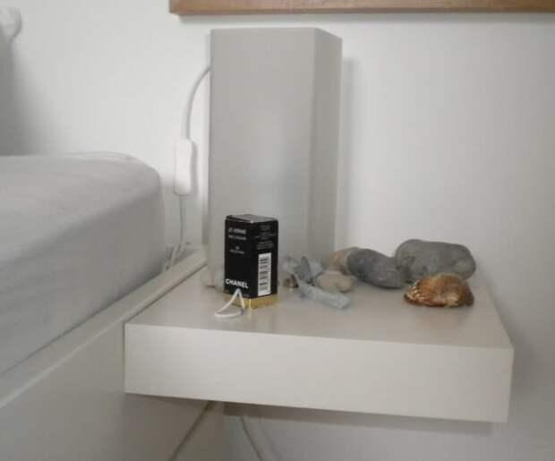 Полка LAKK из IKEA