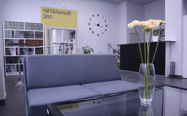 Лианозовская библиотека откроется после ремонта 7 апреля