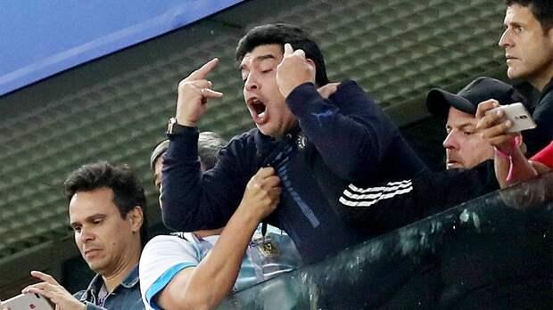 Непомнящий: «Марадона — это Сергей Есенин. Гуляка и хулиган, но гений в своем творчестве»