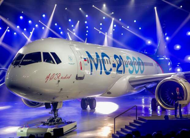 Boeing и Airbus объединяют усилия в борьбе с российским лайнером МС-21-300