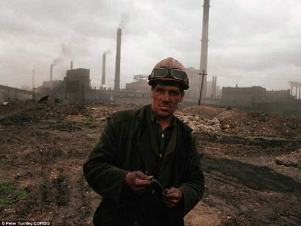 Ужас последних месяцев СССР.