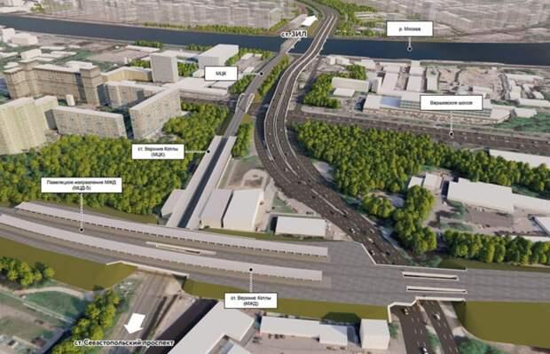 После возведения хорд: какие новые дороги помогут разгрузить улицы Москвы