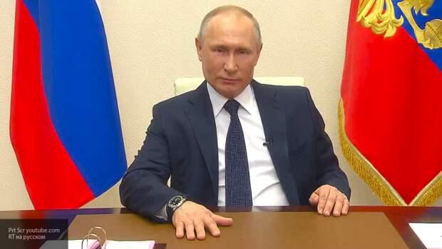 Путин озвучил, кто из россиян продолжит работу в нерабочие дни