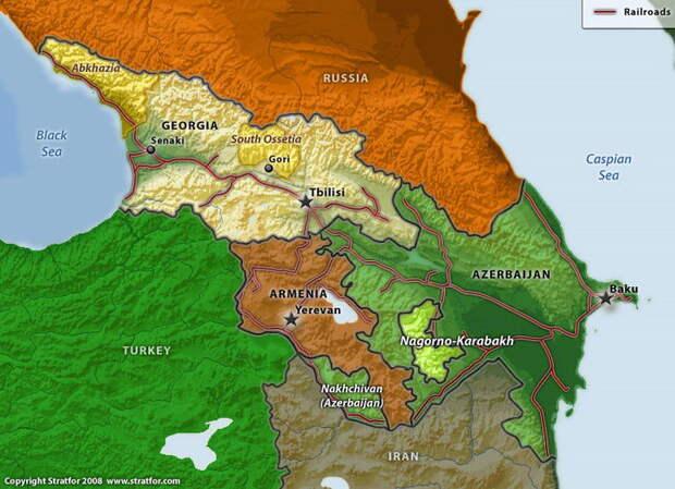 Прилепин: народ Армении будет жить в Турции
