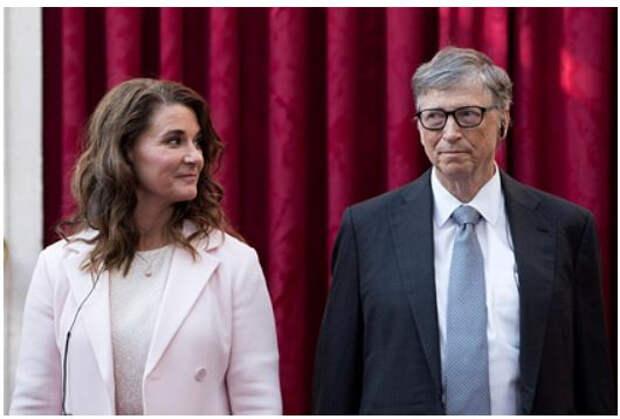 Бывшая жена Гейтса получила при разводе акции и стала одной из богатейших в мире