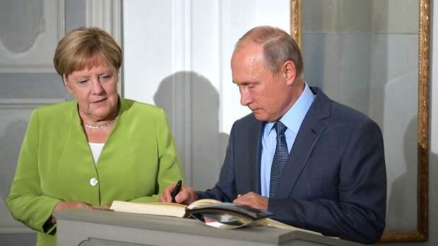 Россия и Германия договорились сотрудничать в производстве водорода
