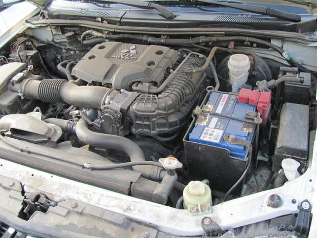 Проверяем двигатель автомобиля