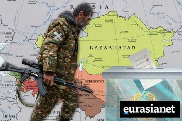 EurasiaNet: что ждёт в новом году Кавказ и Центральную Азию?