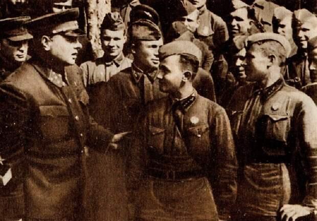 Сначала виновник, потом «пожарный». история, маршал Кирилл Афанасьевич Мерецков, чтобы помнили